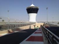 Tunnel und Sheikh-Turm