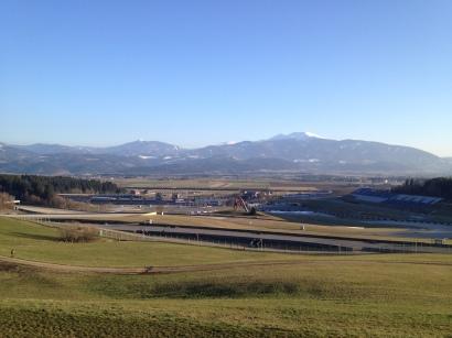 Sicht vom Schönberghof