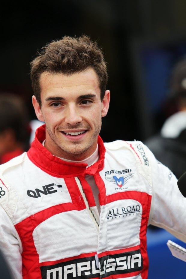Source: Marussia F1 Team