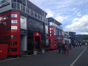 Ferrari-Motorhome