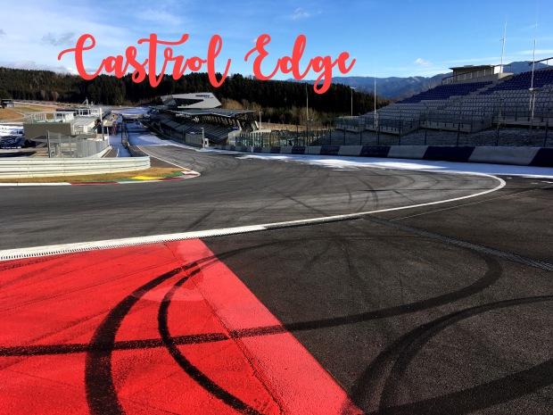 Castrol Edge - Kurve 1